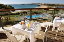 Martinhal Sagres Restaurants O Terraco breakfast with a view
