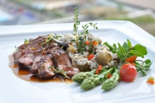 Martinhal Sagres Restaurants dining lamb
