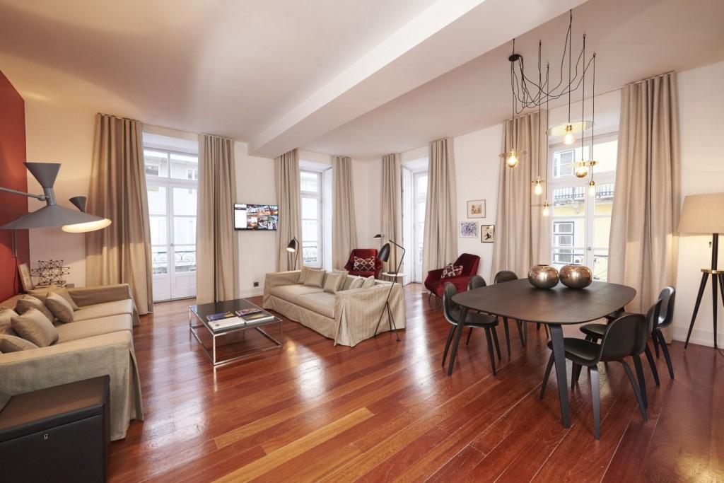 Martinhal_Chiado_Living Room